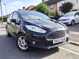2013 FORD FIESTA 1.5 TDCI ZETEC 5DR,54000 MILES,NEW MOT AND FULL SERVICE DONE,MINT CONDTION,BARGAIN.