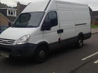 Iveco Daily mwb 2.3 5 speed diesel 2008/08