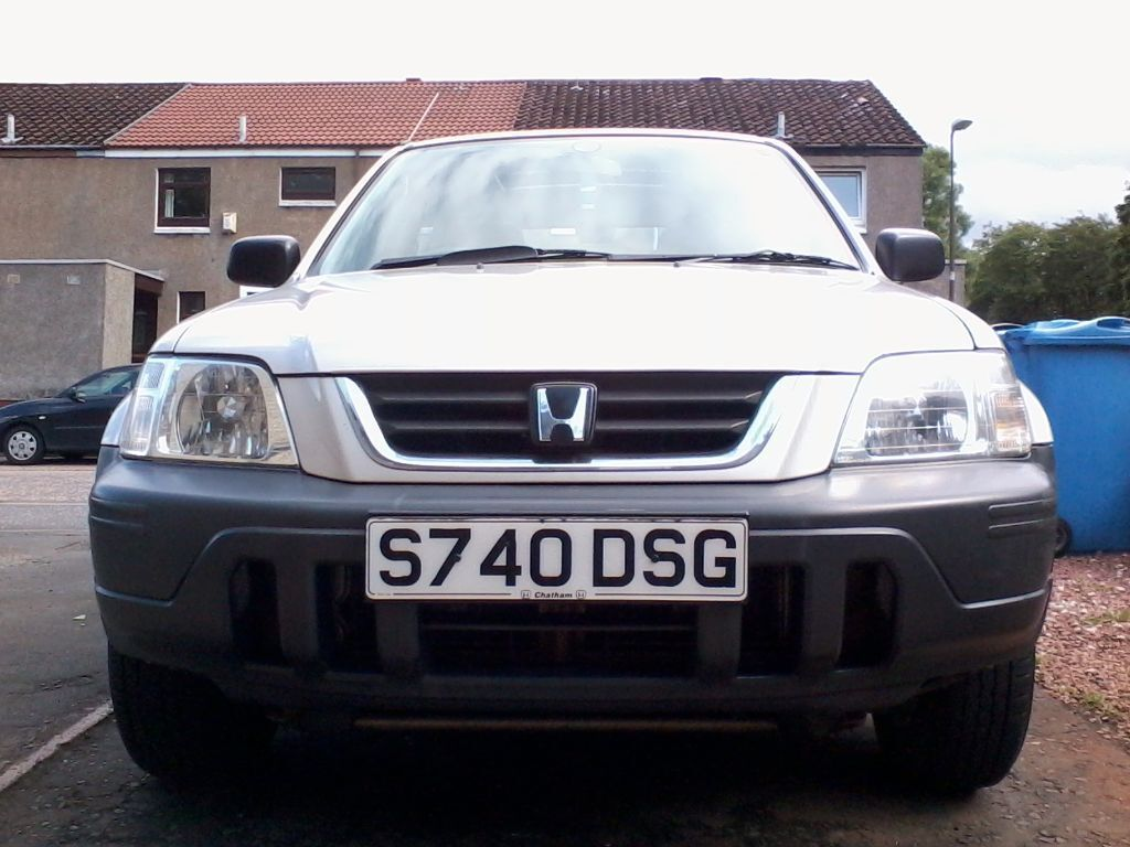 honda crv 4wd in livingston west lothian gumtree. Black Bedroom Furniture Sets. Home Design Ideas