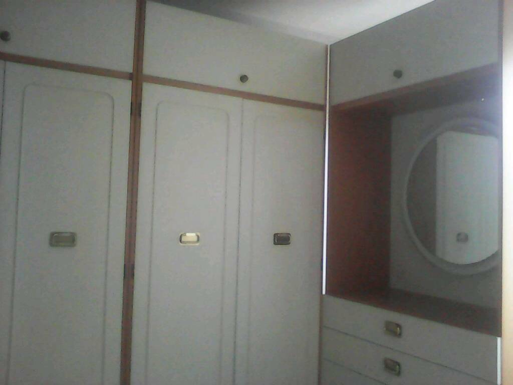 2 Double Wardrobes with matching vanity unit