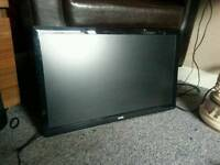 """Logik 24"""" widescreen LED idtv with DVD player built in"""