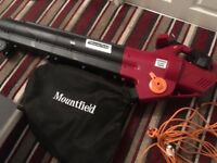 Mountfield Leaf Blower and Vacuum