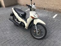 Honda ANF 125-7 For SALE!! CHEAP