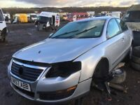 Volkswagen Passat 1.9 tdi spare parts available 2008 year
