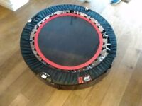 Urban rebounder. As new. Includes extras and DVD
