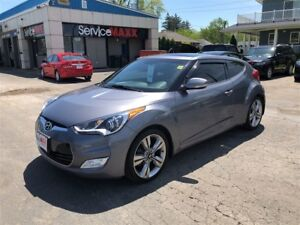 2016 Hyundai Veloster Base- POWER GLASS SUNROOF, NAVIGATION SYST