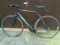 Claud Butler Levante Aluminium Bicycle