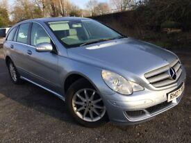***2007 Mercedes Benz R class 320cdi***