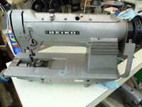 SEIKO Industrial Sewing machine for LEATHER