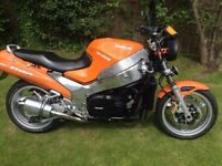 KAWASAKI ZZR 1100, STREET FIGHTER,