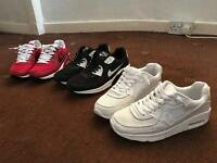 "Mens ""AIR MAX"" Trainers."