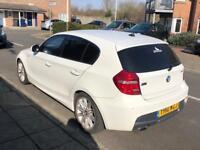 2010 BMW 1 SERIES 118D M SPORT NOT 120d 116i