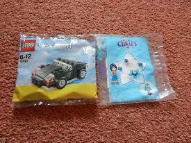 Lego Creator and Clikits