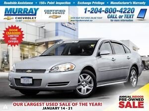 2013 Chevrolet Impala LT *Remote Start, OnStar*