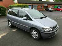 Zafira automatic very very low miles