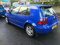 VOLKSWAGEN GOLF 1.9 GT TDI 6 SPEED REMAPPED VERY FAST