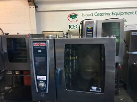 Rational SCC WE 61G Gas Combi Oven