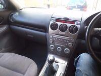 Mazda 6 swap