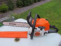 STIHL CHAINSAW MS211 MINT CONDITION
