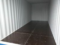 Self storage container & yard - £200 p/m or small yard £150 p/m