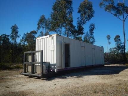Portable Accommodation - 3 x Twin Rooms
