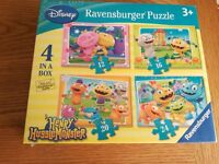 Brand new and sealed Henry Hugglemonster 4 in a box puzzle