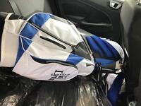 Lynx golf bag