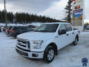 2016 Ford F-150 XLT Crew Cab 4X4 w/5.5' Box, 5.0L V8 Gas