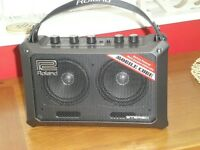 ROWLAND PORTABLE AMPLIFIER