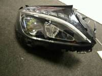 Mercedes Benz C Class Right LED Headlight with Xenon