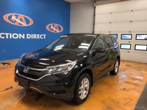 2015 Honda CR-V SE AWD/ HEATED SEATS/ BLUETOOTH!