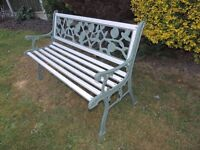 Cotswold Colours Garden Bench - 2 seater - fully refurbed