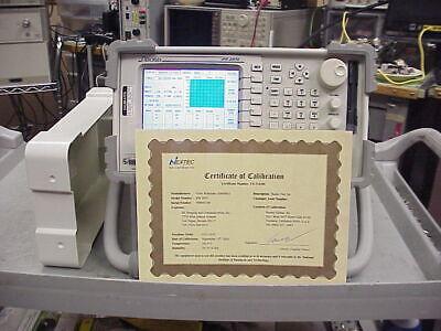 Aeroflex Ifr 2975 P25 Radio Communication Service Monitor-new Calibration
