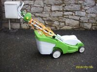 Quality lawnmower for sale