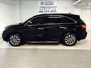 2014 Acura MDX TECH ACURA CANADA CERTIFIED PROGRAM 7 YEARS 130K