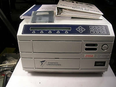 Dynatech Laboratories Microplate Reader Very Nice