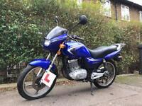 Suzuki EN 125 2005