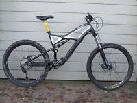 Specialized enduro comp fsr mountain bike MTB Enduro XC Trail Custom