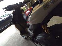 Moped Scooter SR50 Aprilia