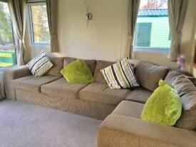 ✨STUNNING CARAVAN FOR SALE ON A FANTASTIC PLOT WITH DECKING💥