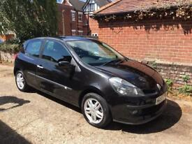 RENAULT CLIO PETROL LOW MILEAGE VERY TIDY LONG MOT SERVICE HISTORY