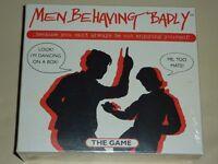 Men Behaving Badly - The Game