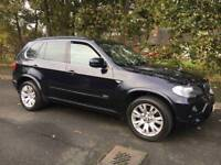 LOOK 👀 REDUCED FOR A QUICK SALE BMW X5 3.0d M-Sport 2008 - 08 - FSH -