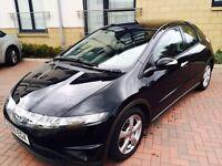 2009 Honda Civic Se I-Cdti, 2.2 diesel, new MOT, full service history £ 3450
