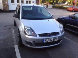 Fiesta 1.4 TDCI 12 months MOT 2006