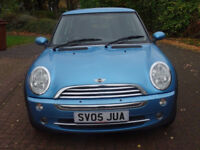 MINI HATCH ONE 1.6 ONE 3d 89 BHP MOT JUNE 2018 ++ SERVICE RECORD 2005 Mini ONE, PEPPER PACK