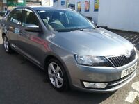 SKODA RAPID ELEGANCE 1.6 TDi * £30 ROAD TAX *
