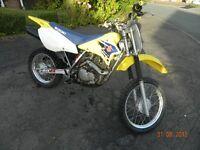 Suzuki DRZ 125 Motocross / Moto Cross / Motor bike