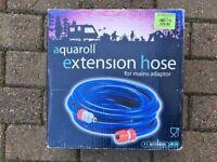 Aquaroll Mains Extension Hose Kit plus Waste Hose