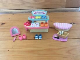 Sylvanian Families Village Shoe Shop.